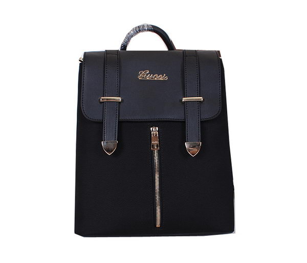 Gucci Canvas BackPack 350880 Black