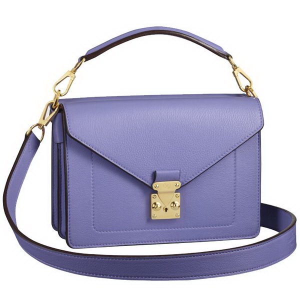 Louis Vuitton Spring Summer 2014 Biface M94437 Lilas