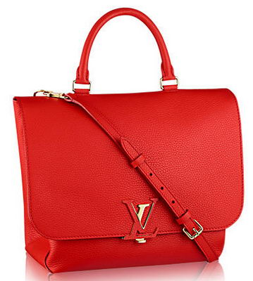 Louis Vuitton Volta Messenger Bag M50287 Coquelicot
