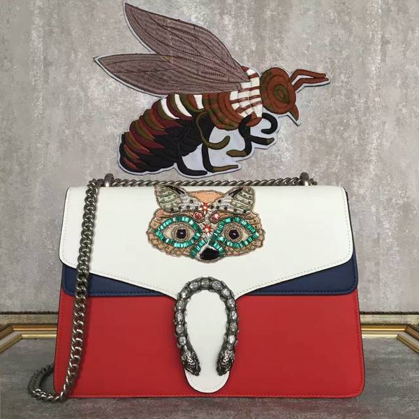 Gucci Dionysus City Collection Shoulder Bags 4003348 Fox