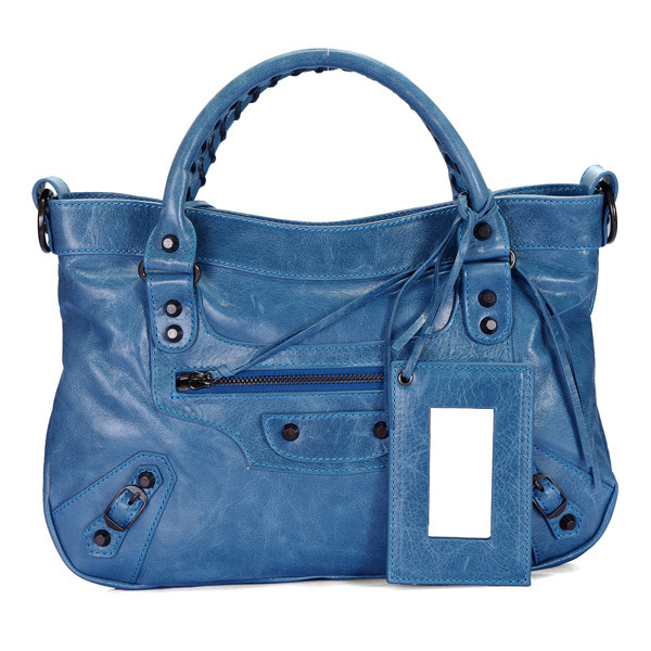 Balenciaga Town Handbag Royalblue