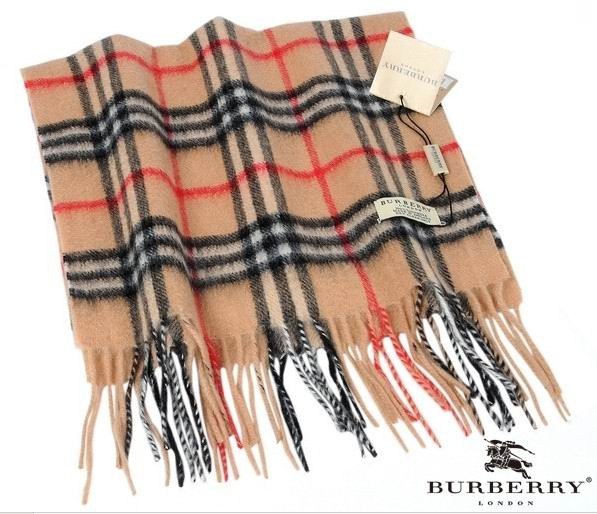 Burberry Outlet Check Scarf Model005