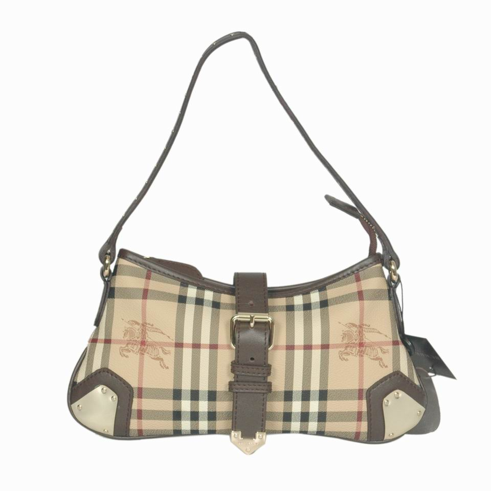 Burberry Outlet Crossbody Bag Brown Model011