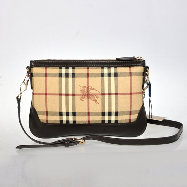 Burberry Outlet Crossbody Bag Black Model013