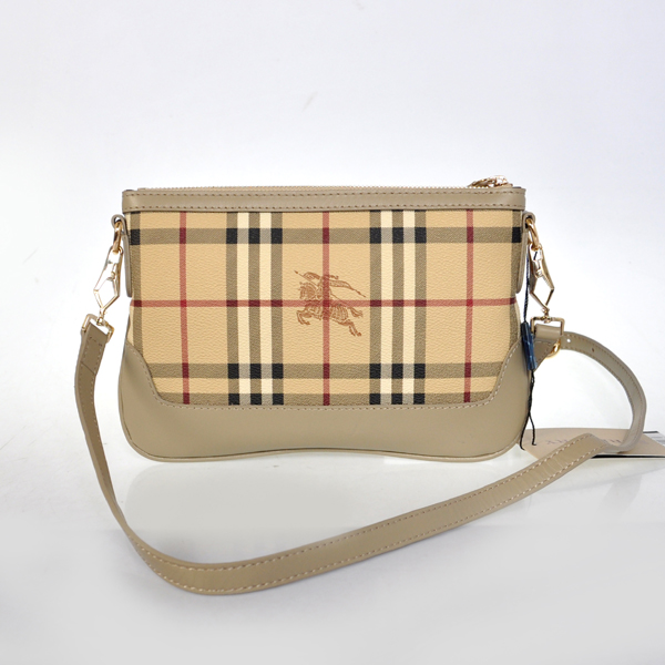 Burberry Outlet Crossbody Bag Grey Model013
