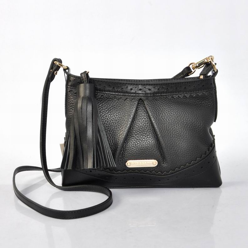 Burberry Outlet Crossbody Bag Black Model004