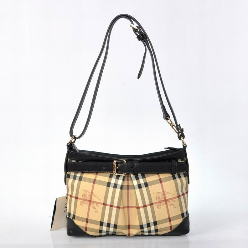 Burberry Outlet Crossbody Bag Black Model005