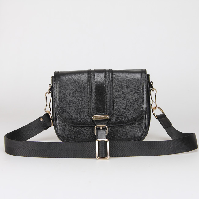 Burberry Outlet Crossbody Bag Black Model006