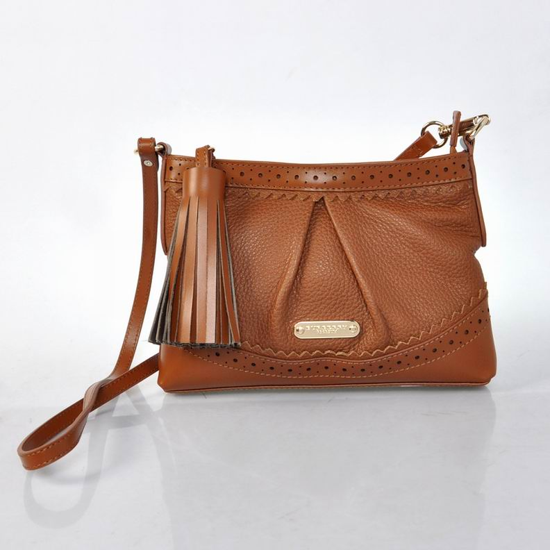 Burberry Outlet Crossbody Bag Coffee Model004