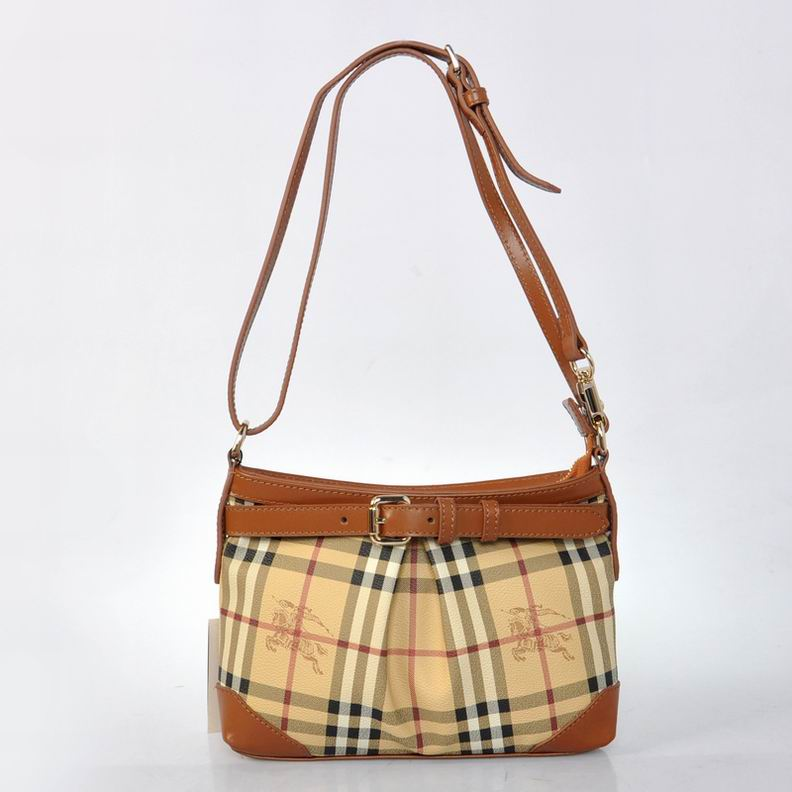Burberry Outlet Crossbody Bag Coffee Model005