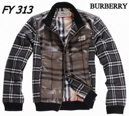 Burberry Outlet Men Coat Model001