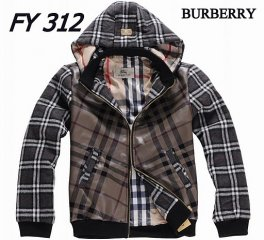 Burberry Outlet Men Coat Model002