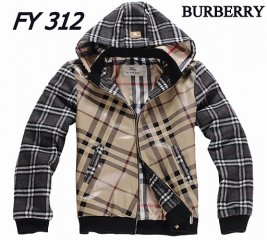 Burberry Outlet Men Coat Model003