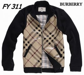 Burberry Outlet Men Coat Model004