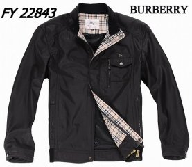 Burberry Outlet Men Coat Model008