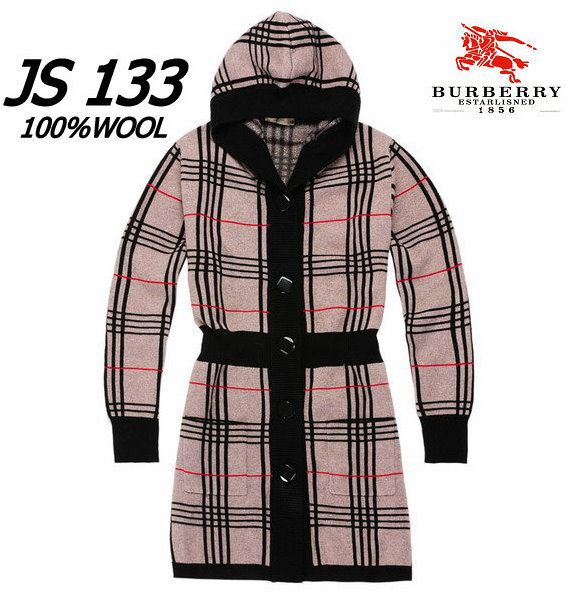 Burberry Outlet Women Coat Model002