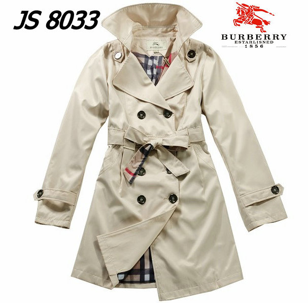 Burberry Outlet Women Coat Model003