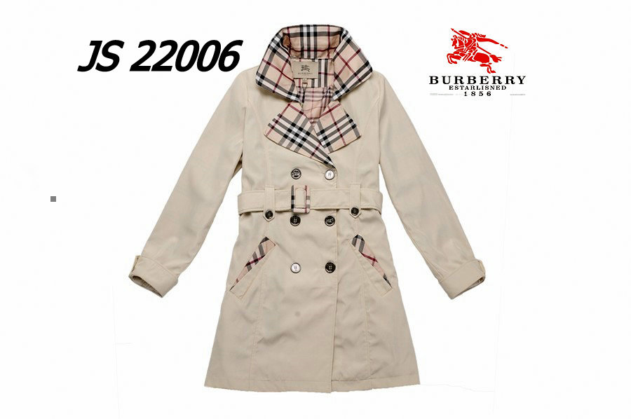 Burberry Outlet Women Coat Model005