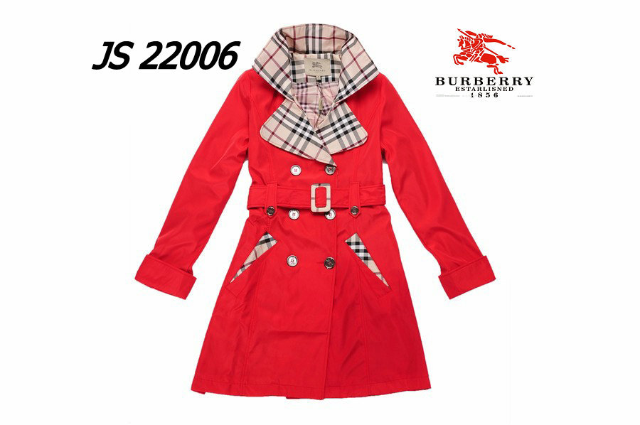 Burberry Outlet Women Coat Model006