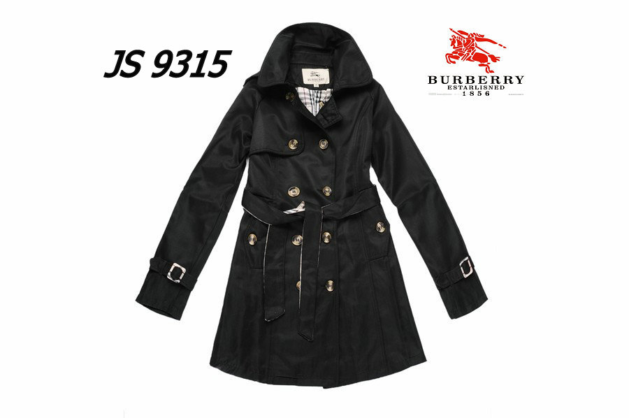 Burberry Outlet Women Coat Model009