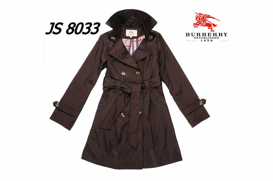 Burberry Outlet Women Coat Model012