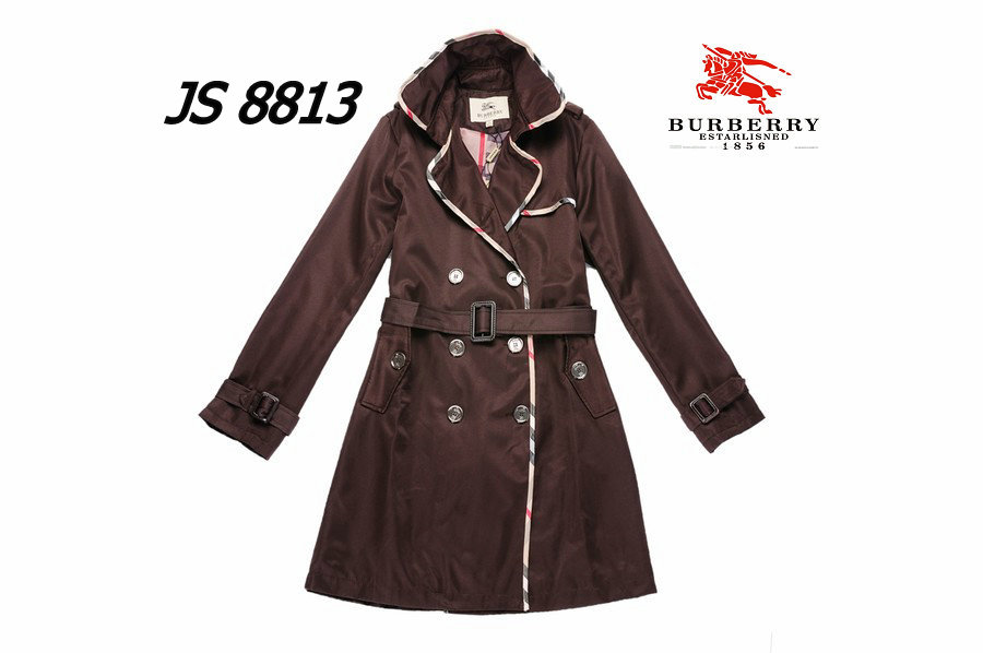 Burberry Outlet Women Coat Model015