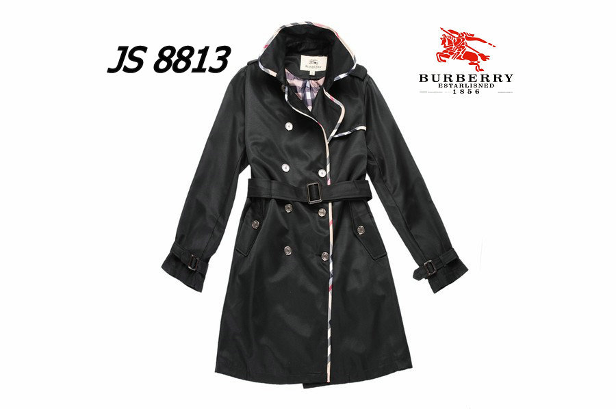 Burberry Outlet Women Coat Model016