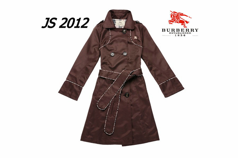 Burberry Outlet Women Coat Model025
