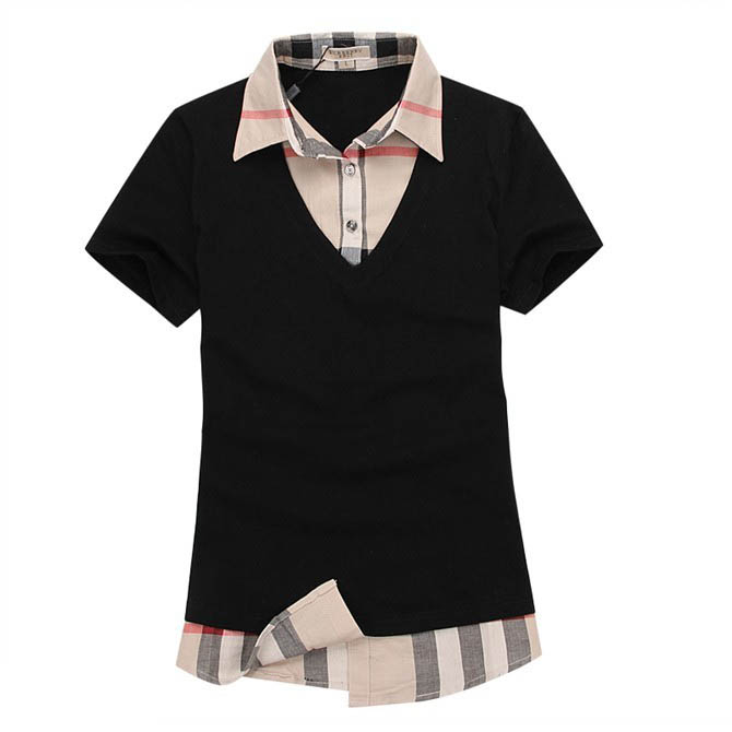 Burberry Outlet Women T Shirt Model037