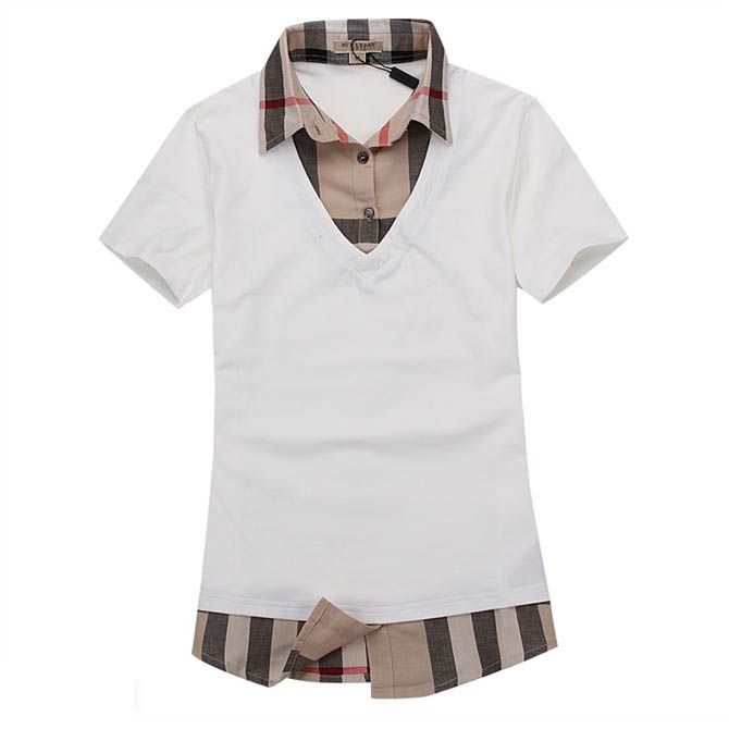Burberry Outlet Women T Shirt Model039
