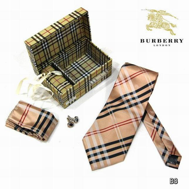 Burberry Outlet Ties Model009