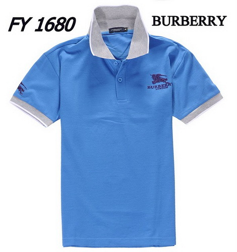 Burberry Outlet Men T Shirt Model014