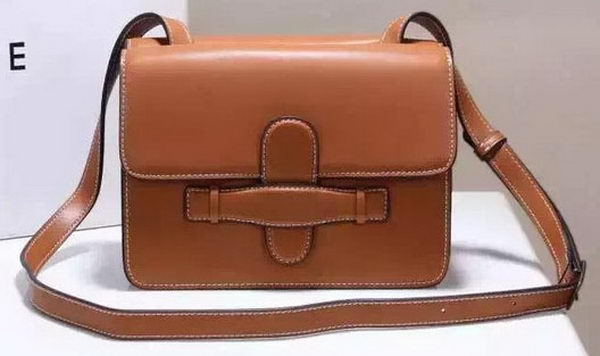 CELINE Symmetrical Bag in Original Leather C774423 Wheat