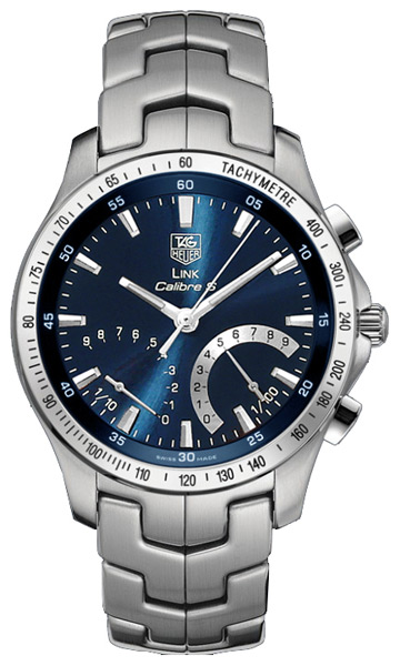 Tag Heuer Link Series Wonderful Quality Calibre S Chronograph Mens Watch-CJF7113.BA0592