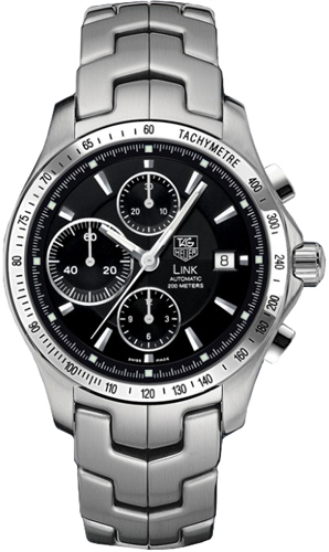 Tag Heuer Link Series Stylish Design Automatic Mens Watch-CJF2110.BA0594