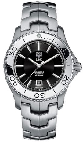 Tag Heuer Link Series Fashionable Automatic Mens Watch-WJ201A.BA059