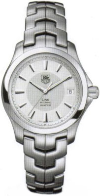 Tag Heuer Link Automatic Series Stylish Design Ladies Watch-WJF2211.BA0582
