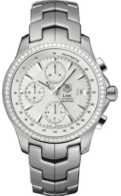 Tag Heuer Link Series Stylish Design Automatic Mens Watch-CJF2118.BA0594