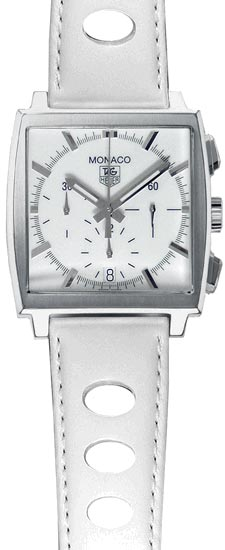 Tag Heuer Monaco Series Fashionable and Practical Unisex Automatic Watch-CW2117.FC6198