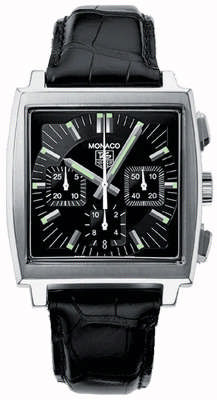 Tag Heuer Monaco Series Fashionable and Practical Mens Automatic Watch-CW2111.FC6177