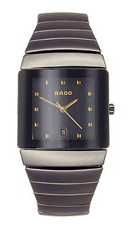 Rado Sintra Series Black Ceramic Unisex Watch R13336162