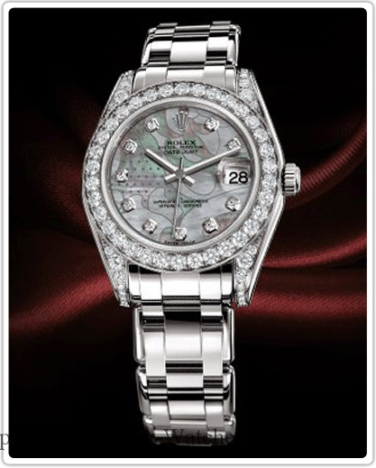 2009 new rolex Datejust Special Edition R54125
