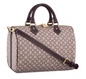 Louis Vuitton Monogram Idylle Speedy 30 With Strap M56704