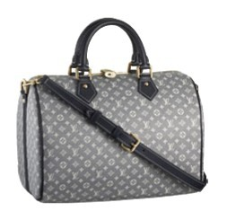 Louis Vuitton Monogram Idylle Speedy 30 With Strap M56703