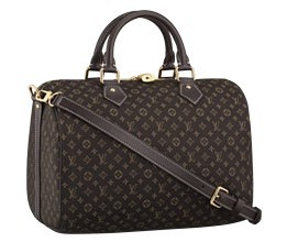 Louis Vuitton Monogram Idylle Speedy 30 With Strap M56702