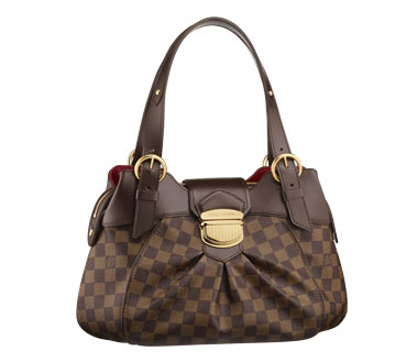 Louis Vuitton Damier Ebene Canvas Sistina PM N41542