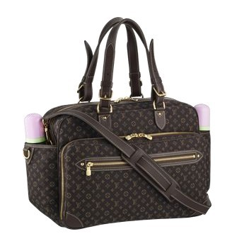 Louis Vuitton Monogram Mini Lin Diaper Bag M95221