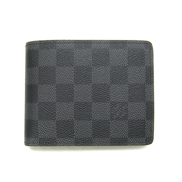 Louis Vuitton Damier Graphite Florin Wallet N63074