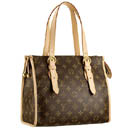 Louis Vuitton Monogram Canvas Popincourt Haut M40007