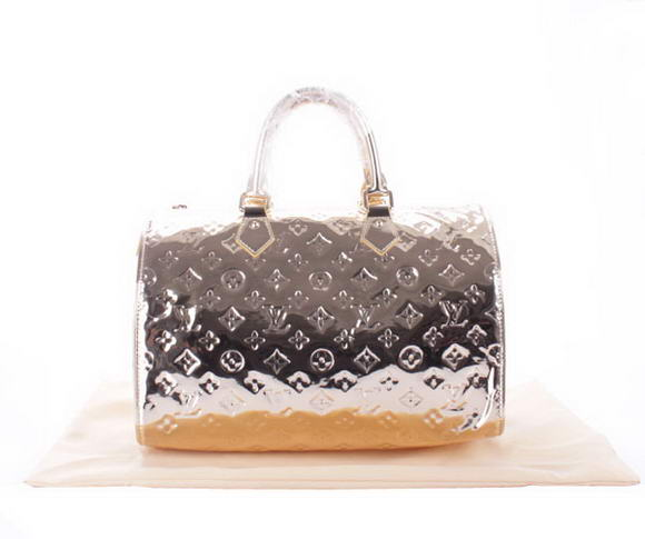 Louis Vuitton Monogram Vernis Speedy 30 M95271 Golden